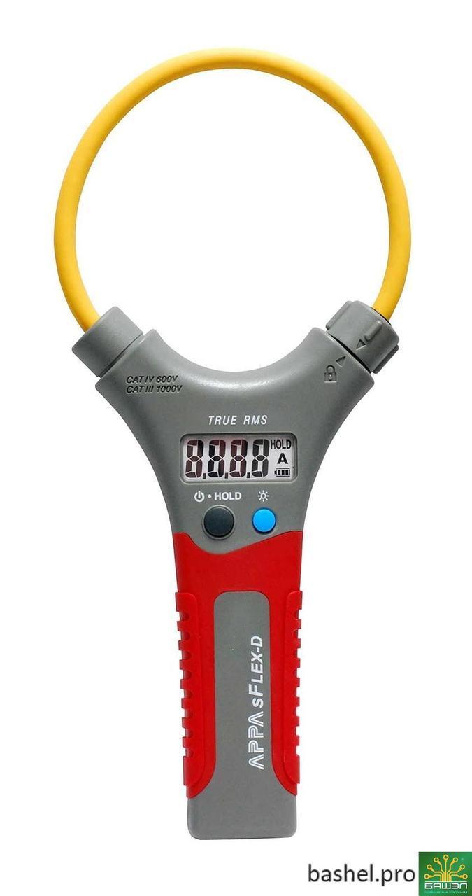 Клещи электроизмерительные APPA sFlex 10T