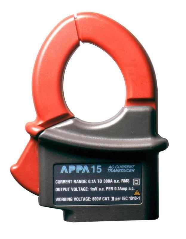 Клещи-преобразователь тока APPA 15