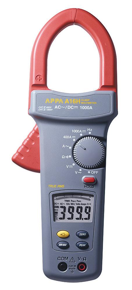 Клещи электроизмерительные APPA A16H
