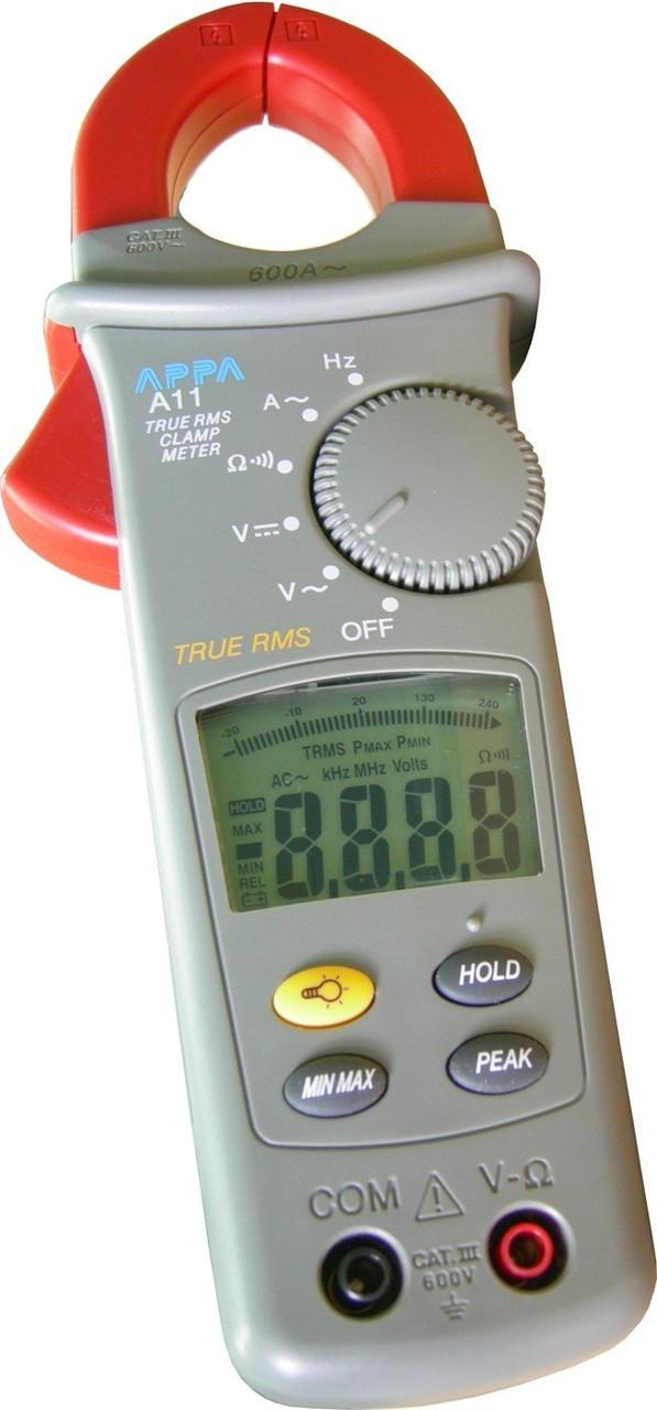 Клещи электроизмерительные APPA A11