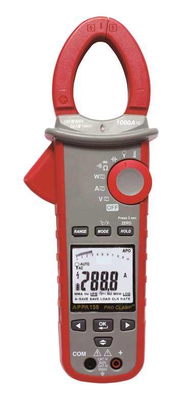 Клещи электроизмерительные APPA 158