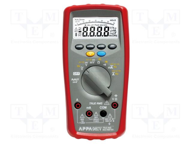 Мультиметр APPA 98IV
