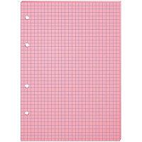 Сменный блок 80л., А5, ArtSpace, розовый, пленка т/у