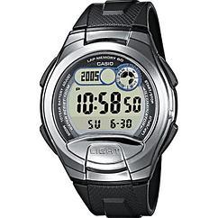 Электронные наручные часы Casio W-752-1A. Оригинал 100%. Классика. Рассрочка. Kaspi RED.