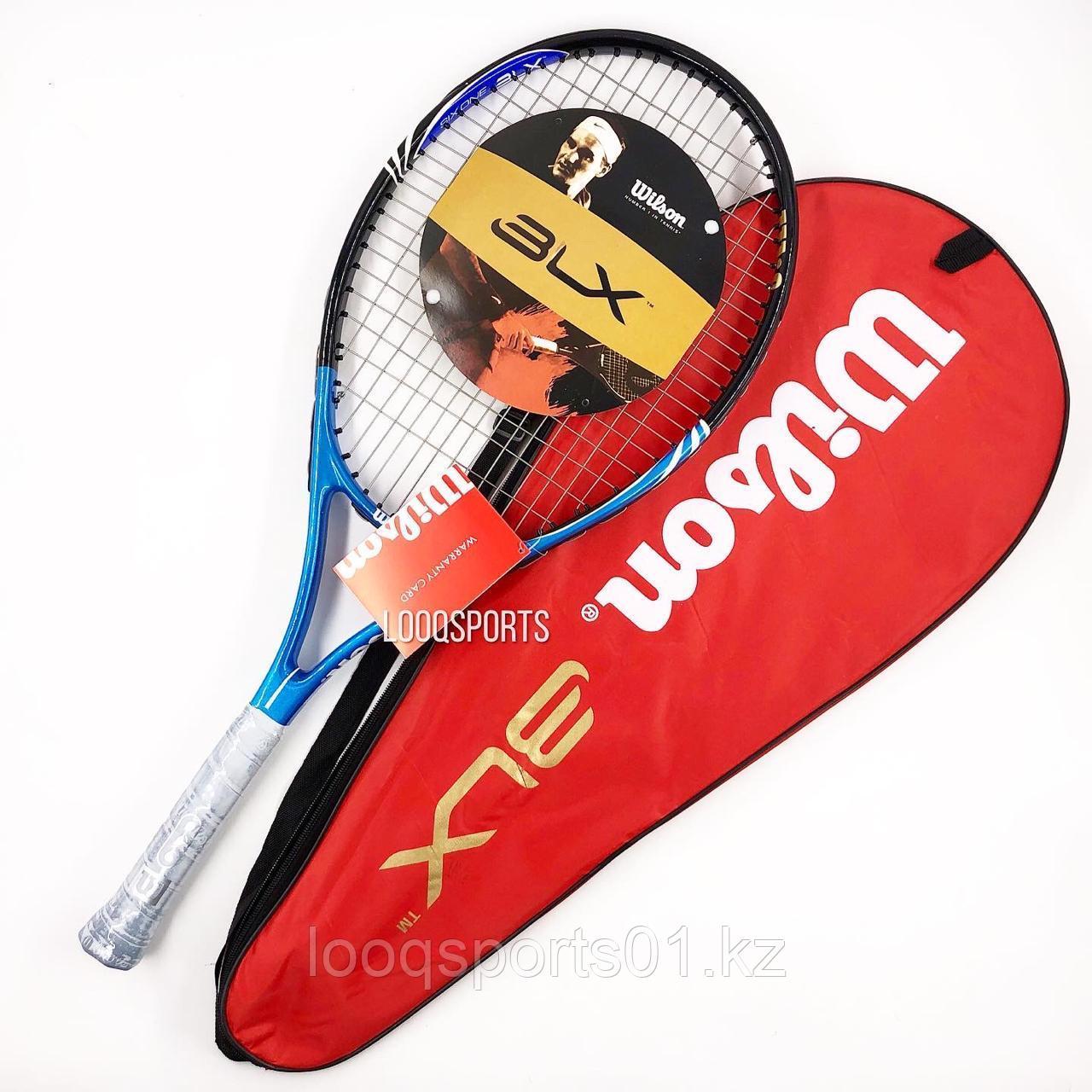 Ракетки для большого тенниса с чехлом Wilson
