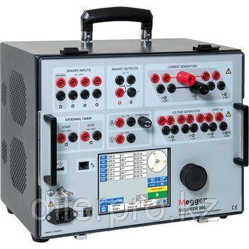 SVERKER 900 - система испытаний релейной защиты и подстанций