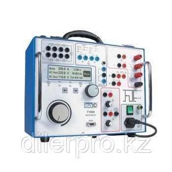 T-1000-E PLUS — испытательный комплекс для проверки реле (повышенное напряжение 500В)