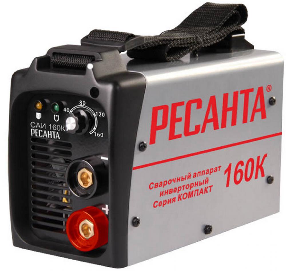 Сварочный аппарат инверторный Ресанта САИ 160К
