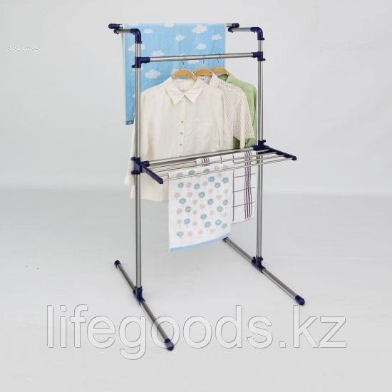 Напольная сушилка для белья с вешалкой YOULITE YLT-0401E