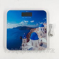Весы напольные (электронные) до 180 кг (USB)