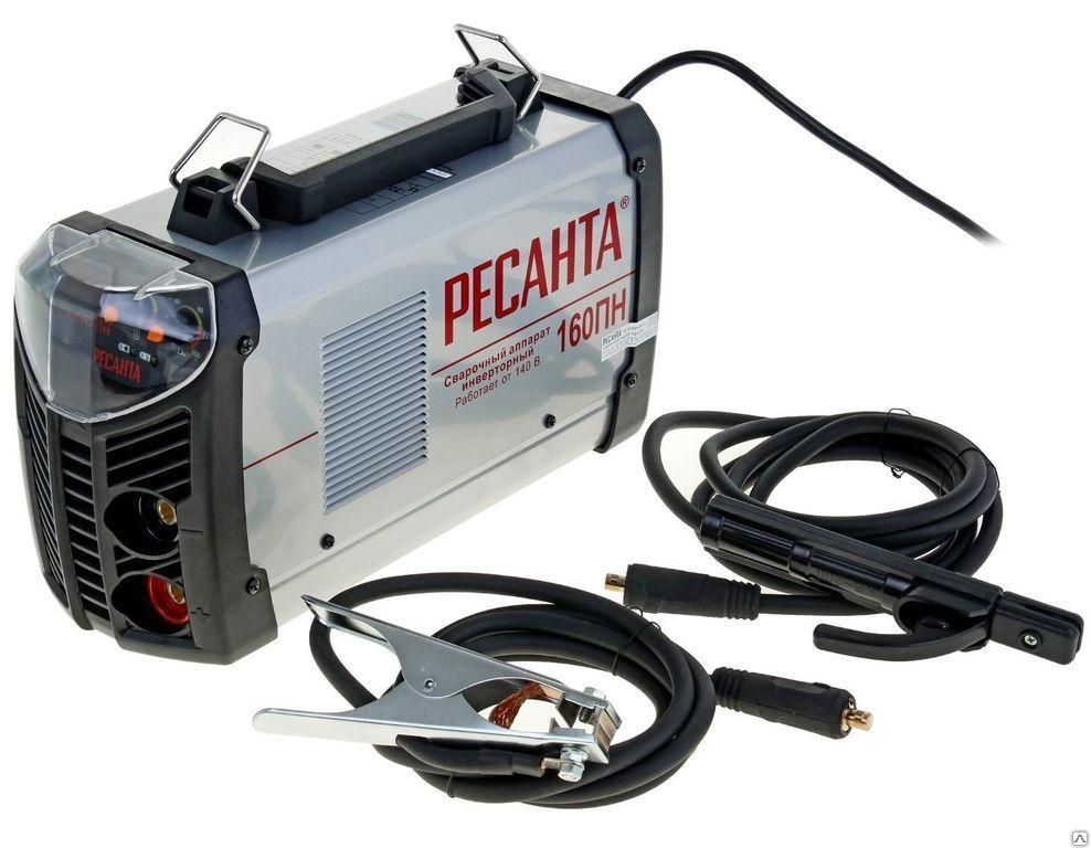 Сварочный аппарат инверторный Ресанта САИ 160 ПН (Пониженное напряжение)