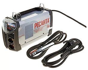 Сварочный аппарат инверторный Ресанта САИ 220 ПН (Пониженное напряжение)