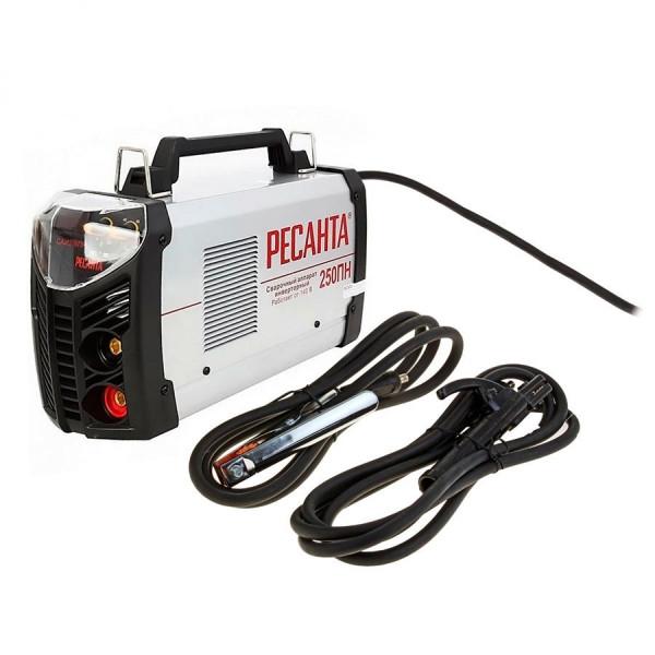 Сварочный аппарат инверторный Ресанта САИ 250 ПН (Пониженное напряжение)