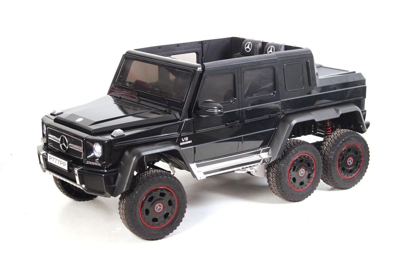Детский электромобиль  Toyland Mercedes-Benz G63 6WD