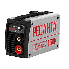 Сварочный аппарат инверторный Ресанта компакт САИ 160К