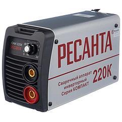 Сварочный аппарат инверторный Ресанта компакт САИ 220