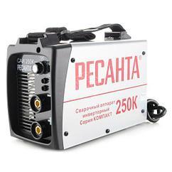 Сварочный аппарат инверторный Ресанта компакт САИ 250