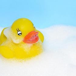 Для принятия ванны