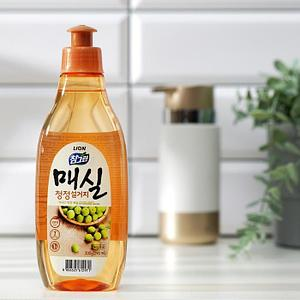 Средство для мытья посуды Chamgreen Японский абрикос, флакон, 290 мл