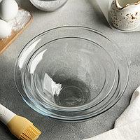 Набор посуды для запекания 2 шт: миска 21,5 см (1,9 л), миска 17 см (0,9 л)
