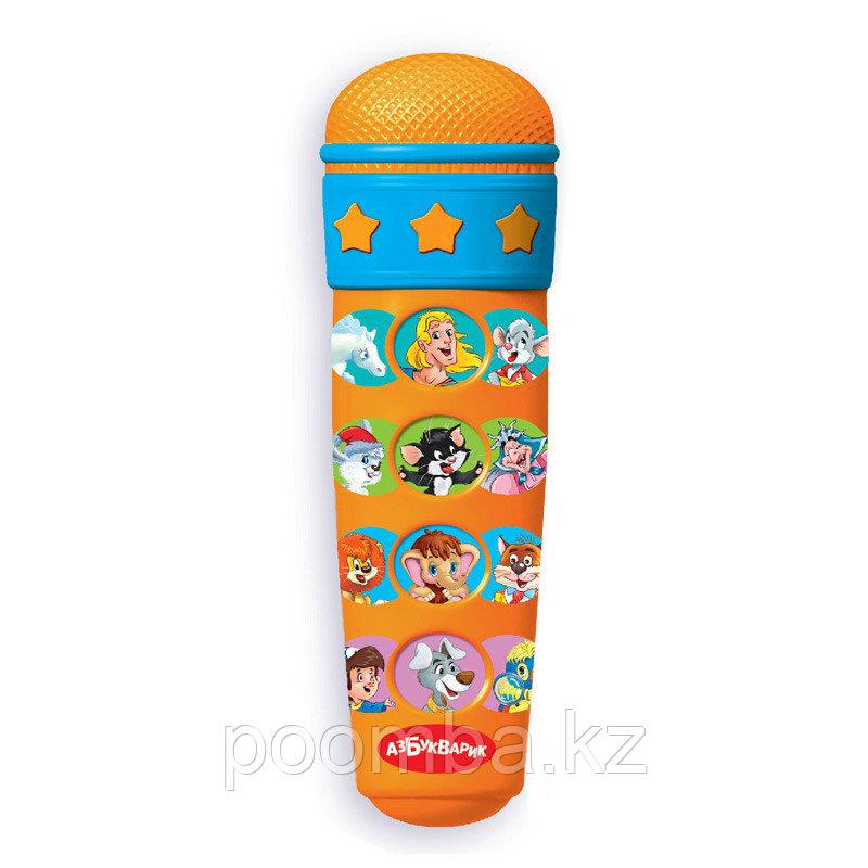 Развивающая музыкальная игрушка Караоке Я пою