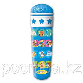 Развивающая музыкальная игрушка Караоке Песенки друзей