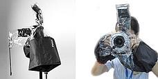 Дождевик полупрозрачный для фотоаппарата Fulat, фото 3