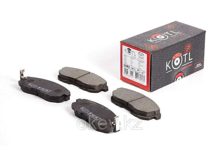 Тормозные колодки Kötl 1003KT