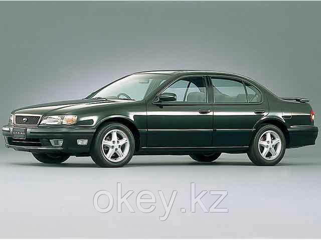 Тормозные колодки Kötl 1003KT для Nissan Cefiro II седан 2.5, 1994-1999 года выпуска.