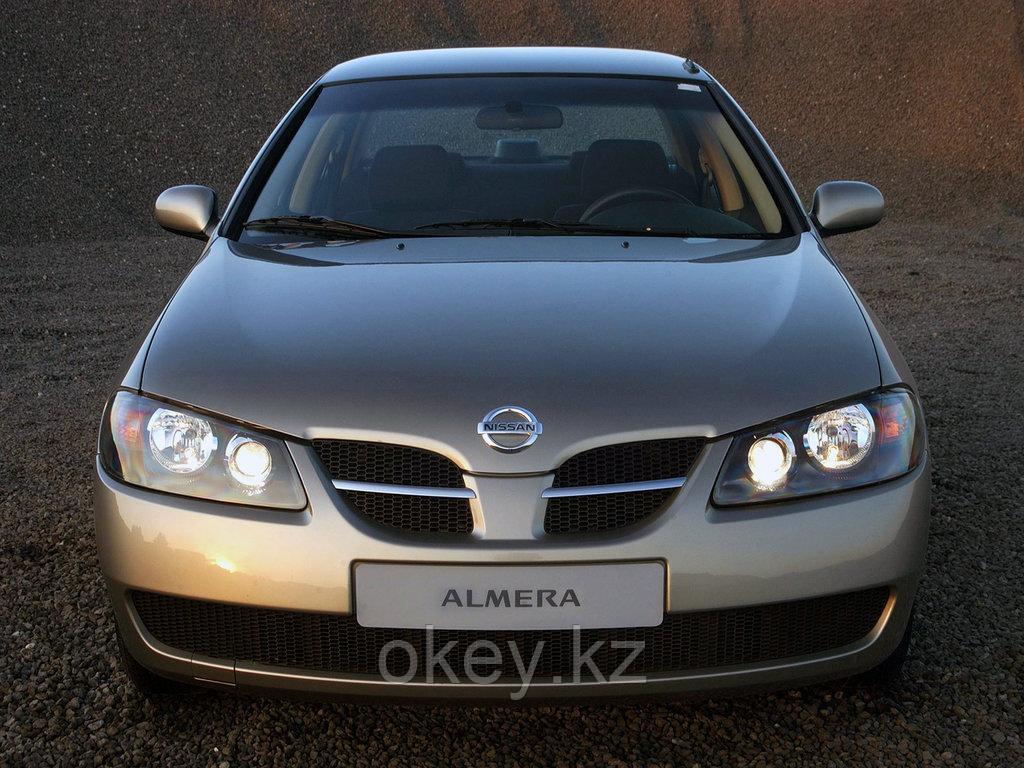 Тормозные колодки Kötl 3092KT для Nissan Almera II седан (N16) 2.2 dCi, 2003-2013 года выпуска.
