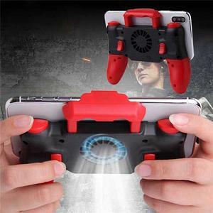 Геймпад для смартфона беспроводной F-6 с системой охлаждения для длительных игровых сессий