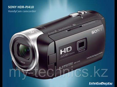 Видеокамера Sony HDR PJ410