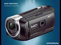 Видеокамера Sony HDR-PJ410, фото 1