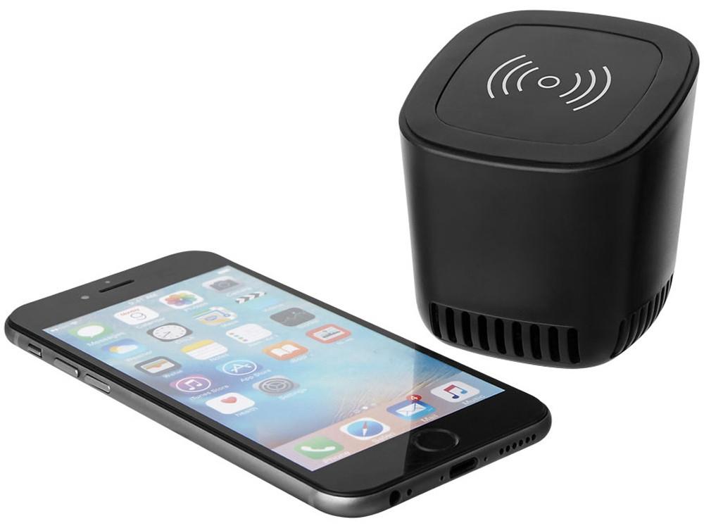 Колонка Jack с функцией Bluetooth® и беспроводным зарядным устройством - фото 5
