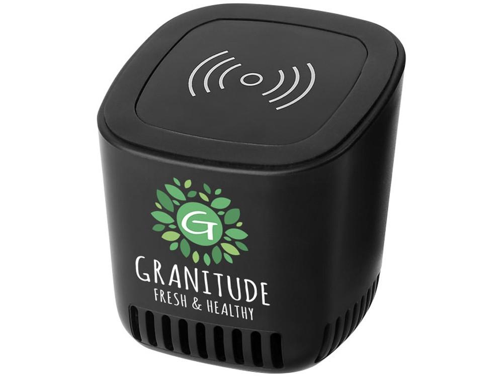 Колонка Jack с функцией Bluetooth® и беспроводным зарядным устройством - фото 7