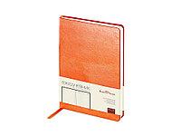 Ежедневник недатированный А5 Megapolis, оранжевый