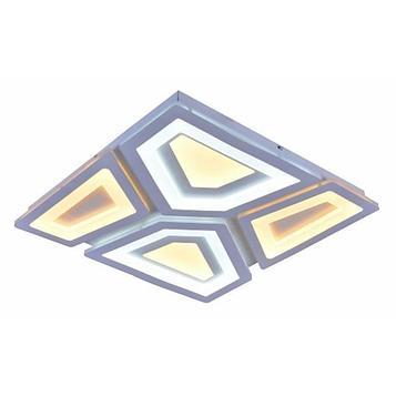 Люстра с ПДУ 42226/500 144Вт LED диммир., 2700-6400К белый 50х50х5,5 см