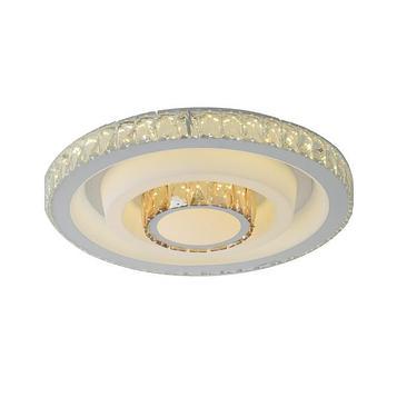 Люстра с ПДУ 87226/500 96Вт LED диммир., 3000-6500К белый d=50см