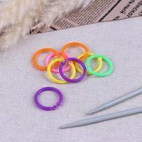 Кольцо-маркер для вязания, 10 шт, цвет МИКС (комплект из 4 шт.)
