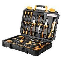 Набор инструмента для дома и авто DEKO TZ82 065-0736, универсальный, 82 предмета