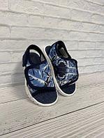 Детские повседнеывные сандалии UOVO синий, 27