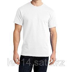 "Футболка для сублимации Сэндвич ""Unisex"" цвет: белый, размер 40(3XS)"