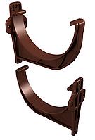 Кронштейн желоба 125x90 мм Коричневый  VINYLON