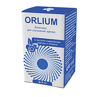 Орлиум (Orlium) препарат для зрения