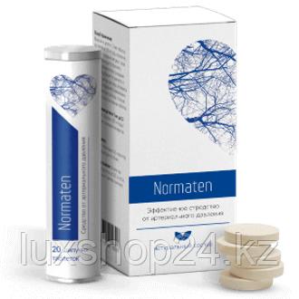 Норматен (Normaten) шипучие таблетки от гипертонии