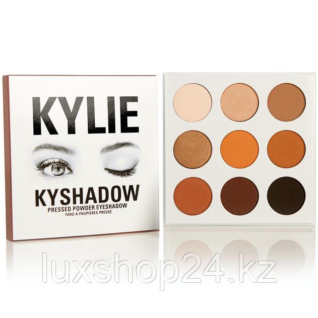 Тени Kylie Kyshadow The Bronze Palette (палетка из 9 оттенков)