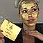 Kaprielle 24K Gold Mask - золотая омолаживающая маска, фото 7