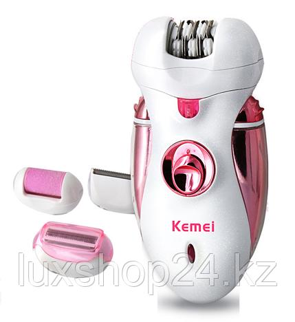 Лазерный эпилятор Kemei