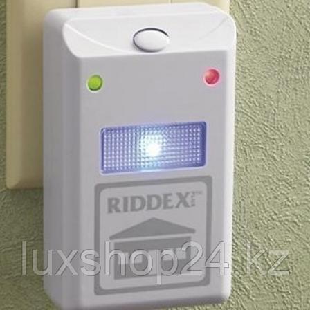 Riddex Pest Reject - ультразвуковой отпугиватель насекомых и грызунов
