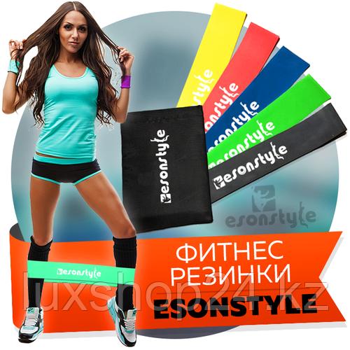 EsonStyle фитнес-резинки (5 шт)